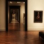 Trattamenti e pulizia all'interno di Musei