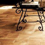 Il trattamento di pavimenti in cotto