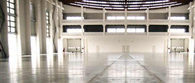 Pulizia di pavimenti industriali a Torino
