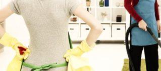 Risolvere il problema delle pulizie di casa
